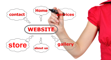 WebRose Website construction